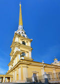 Peter and Paul Fortress. Saint-Petersburg. — Stock Photo