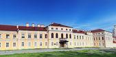 александро-невская лавра (монастырь) в санкт петербурге. — Стоковое фото