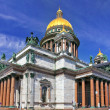 Saint Isaac's Cathedral in St Petersburg, Russia — Stock Photo #12248846
