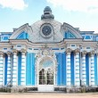 The Grotto pavilion in Katherine's Park,Tsarskoe Selo (Pushkin) — Stock Photo