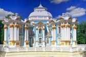 Pavilion Hermitage in Tsarskoe Selo. St. Petersburg, Russia — Stock Photo