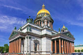 Saint isaac's kathedraal in sint-petersburg, rusland — Stockfoto