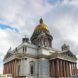 Saint Isaac's Cathedral in St Petersburg, Russia — Stock Photo