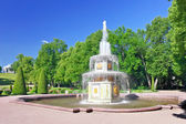 "Fountain"" Roman"" in Pertergof, Saint-Petersburg, Russia — Stock Photo"
