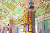 Peter and Paul Fortress. Interior. Saint-Petersburg. — Foto de Stock