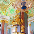 Peter and Paul Fortress. Interior. Saint-Petersburg. - Stock Photo