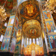 Stock Photo: ST. PETERSBURG, RUSSIFEDERATION - JUNE 29:Interior of Church S