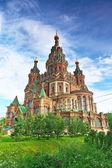 Church of St. Peter and Paul Church, Peterhof — Stock Photo