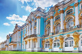 Katherine's Palace hall in Tsarskoe Selo (Pushkin). — 图库照片