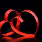 Hearts on St. Valentine Day. — Stock Photo #1837296