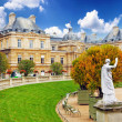 Stock Photo: Luxembourg Garden(Jardin du Luxembourg) in Paris, France