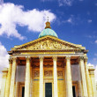 Stock Photo: Paris Mausoleum Pantheon. France.