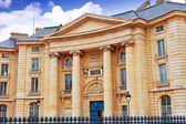 Paris University (Faculty of Law) near the Pantheon. Paris. Fran — Stock Photo
