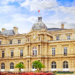 Stock Photo: Luxembourg Palase in Paris, France.