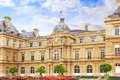 Luxembourg Palase in Paris, France. — Stock Photo