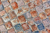 Texture of cobblestone background. — Stock Photo