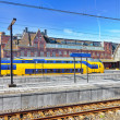 The big European Railways Stations. — Stock Photo #35461425