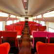 Interior of high-speed train. — Stock Photo #35817335