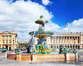 Place de la Concorde , Paris, France. — Foto Stock