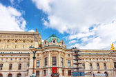 Palais or Opera Garnier & The National Academy of Music in Paris — Stock Photo