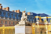 Main entrance of Versailles Palace, Versailles, France. — Stock Photo
