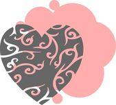 Valentine's Day - vector set. — Stock vektor