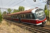 Descarrilamento de trem — Foto Stock