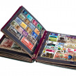 Stamp album — Stock Photo #22521957