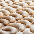 Fresh Vanilla Cookies - Stock Photo