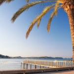 Morning Sunrise in Majorca — Stock Photo