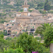 A View of Valldemossa in Mallorca, Spain — Stock Photo