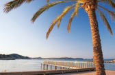 Morning Sunrise in Majorca — Stock Photo