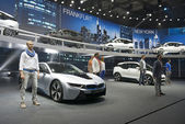 IAA Frankfurt 2013 — Stock Photo