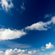 Dramatic Blue Sky — Foto Stock
