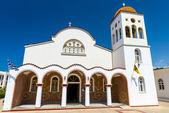Orthodox Church in Crete, Greece — Stock Photo