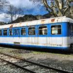 Ancient train car — Stock Photo #1890366