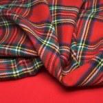 Checked fabric. — Stock Photo #28285011
