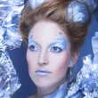 Ice-queen. — Stock fotografie