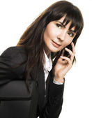 Businesswoman — Photo