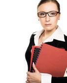 Business lady — Stockfoto