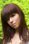 Pretty girl portrait — Stock Photo