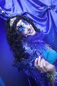 Ice queen. — Stock Photo
