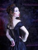 Dame victorienne. — Photo