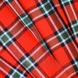 Checked fabric — Stock Photo #41434359