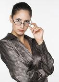 Business-woman — Stock Photo