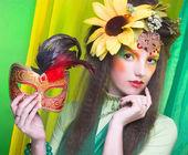 Fairy. — Stock Photo