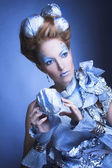 Ice-queen. — Stock Photo