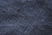 Coarse cotton fabric — Stock Photo