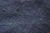 Coarse cotton fabric — Stock Photo