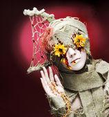 Ñreative make-up — Photo